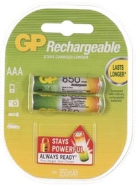 GP Batteries NiMH Battery AAA x 2