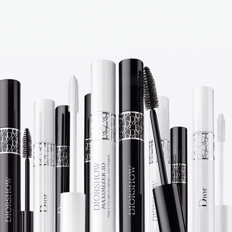 Christian Dior DiorShow Iconic High Definition Lash Curler Mascara 10ml 698