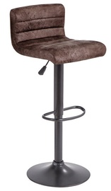 Verners Mika Bar Stool Dark Brown