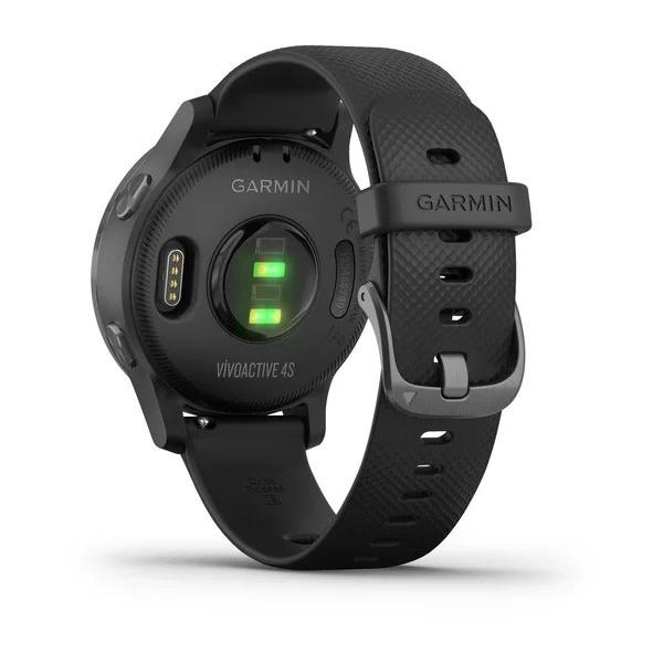 Išmanusis laikrodis Garmin Vivoactive 4S, juoda