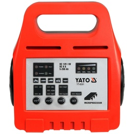 Yato Charger 6/12 V 8 A
