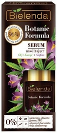 Bielenda Botanic Formula Hemp Oil + Saffron Face Serum 15ml