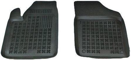 Резиновый автомобильный коврик REZAW-PLAST Peugeot Partner I 1997-2008 Front, 2 шт.