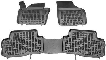 REZAW-PLAST VW Sharan II 2010 5-Seats Rubber Floor Mats