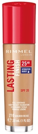 Rimmel London Lasting Finish 25h Foundation With Hydration Boost 30ml 210
