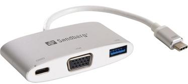 Sandberg USB-C Mini Dock VGA+USB