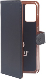 Celly Book Case For Samsung Galaxy A71 Black