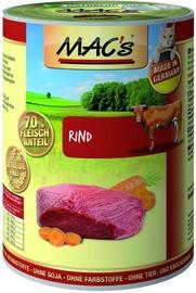 Mac's Cat Beef 400g