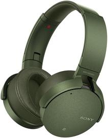Sony MDR-XB950N1 Extra Bass Wireless Headphones Green