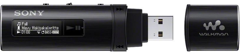 Sony NWZ-B183F/B 4GB Black