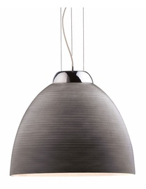 Griestu lampa Ideal Lux Tolomeo SP1 1x100W E27, pelēka
