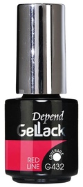 Depend GelLack Red Line 5ml