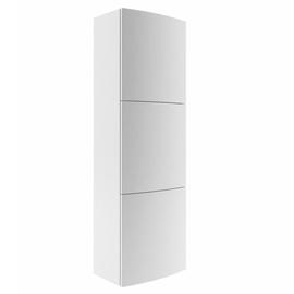 Aukšta spintelė Ravak, Clear SB 400 L, balta/balta