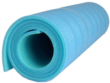 inSPORTline Exercise Mat 90x50cm Blue