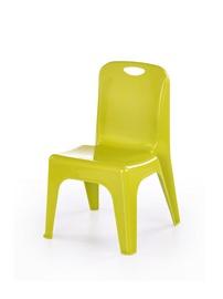 Vaikiška kėdė Dumbo žalia, 53 x 36 x 53 cm