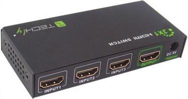 Videosignaali jagaja (Splitter) Techly HDMI switch 309913