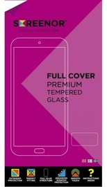 Screenor New Full Cover Tempered Glass For Samsung Galaxy S10 Lite Black