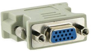 4World Adapter DVI-I To VGA