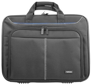 Natec Doberman Notebook Bag 17.3 Black