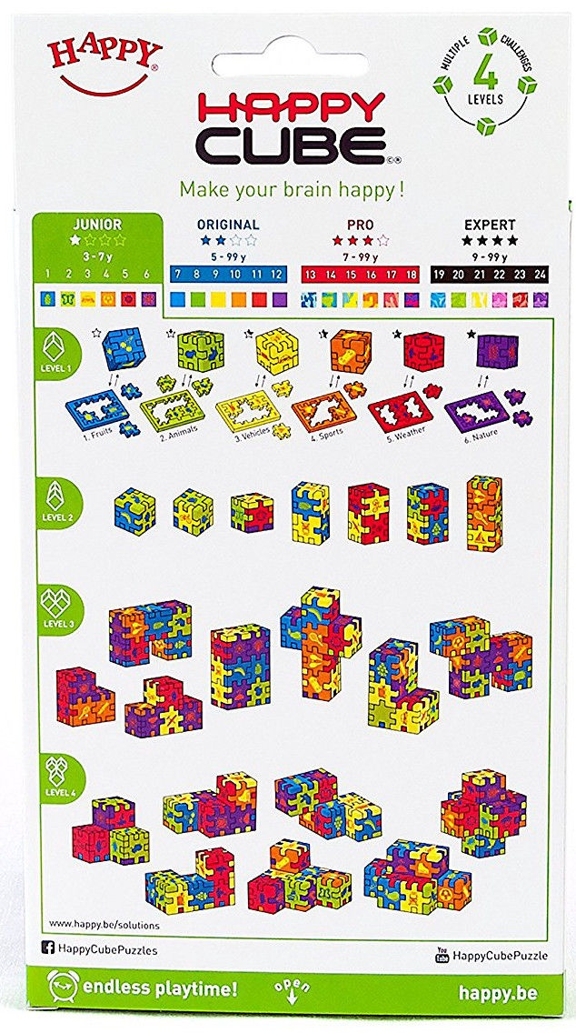 9ae11218523 Happy Cube Junior 6-Pack - Krauta.ee