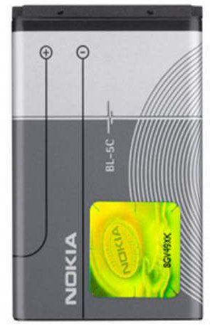 Nokia BL-5C Original Battery 1020mAh MS