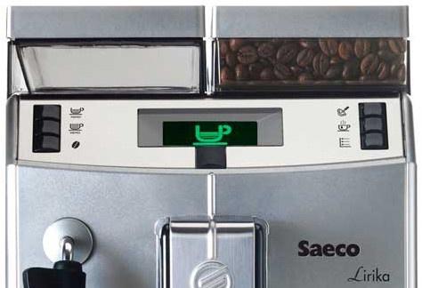 Philips Saeco Lirika Silver Plus RI9841/01