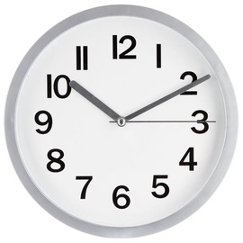 Pulkstenis sienas d22cm 137438d