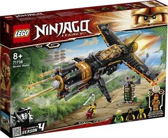 Konstruktorius lego Ninjago Boulder Blaster 71736