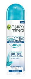 Garnier Pure Active Antibacterial Deo Spray 150ml
