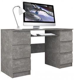 Top E Shop Kuba Desk Concrete
