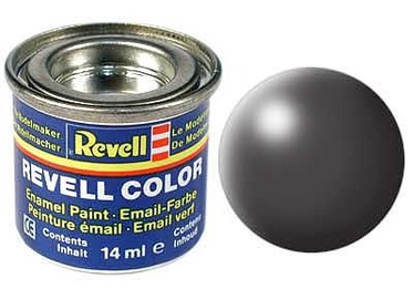 Revell Email Color 14ml Silk RAL 7012 Dark Grey 32378