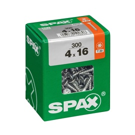 PUIDUKRUVI SPAX TX 4X16    300 TK