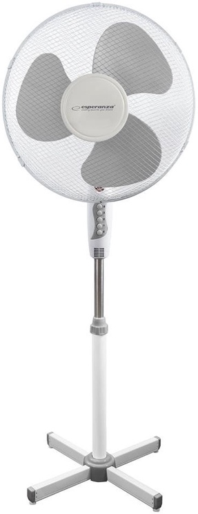 Esperanza Hurricane EHF001 White/Grey