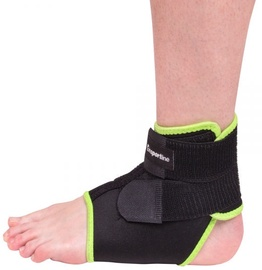 inSPORTline Magnetic Bamboo Ankle Brace L
