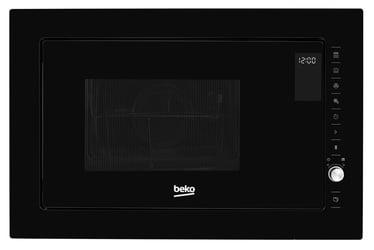 Įmontuojama mikrobangų krosnelė Beko MCB25433BG Black