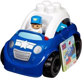 Mega Bloks Police Car DYT60