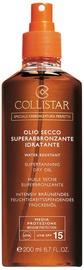 Collistar Supertanning Dry Oil SPF15 200ml