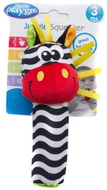 Playgro Jungle Squeaker Zebra 0183439