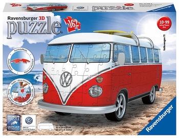 Dėlionė Ravensburger 3D Puzzle Volkswagen Bus T1 162pcs