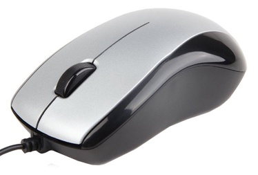 Gembird Optical Mouse USB Silver/Black