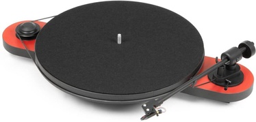 Pro-Ject Elemental Red Audio Turntable