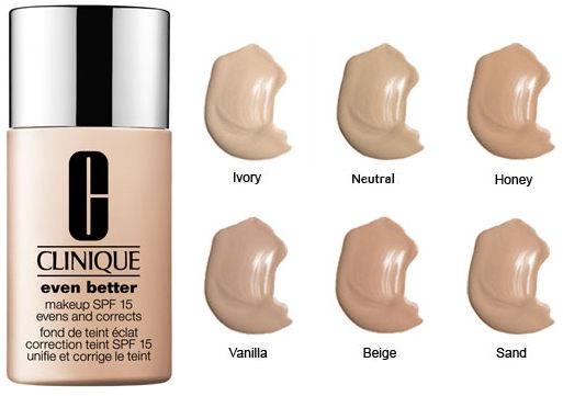 Clinique Even Better Makeup SPF15 30ml 09