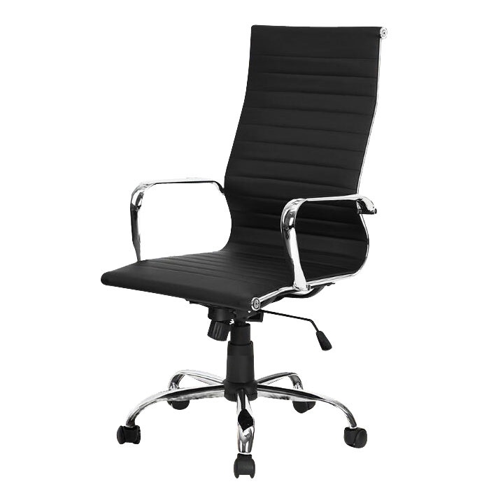 Biuro kėdė Klafayette, juoda