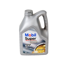 Mobil Super 3000 0W/30 Engine Oil 5l