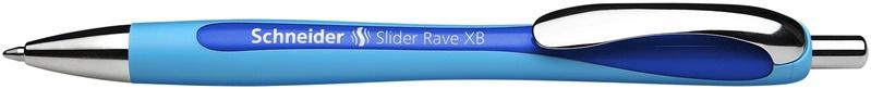 Pastapliiats Schneider Slider Rave 132503 sinine