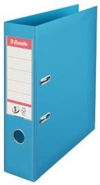 Esselte Folder No1 Power 7.5cm Light Blue