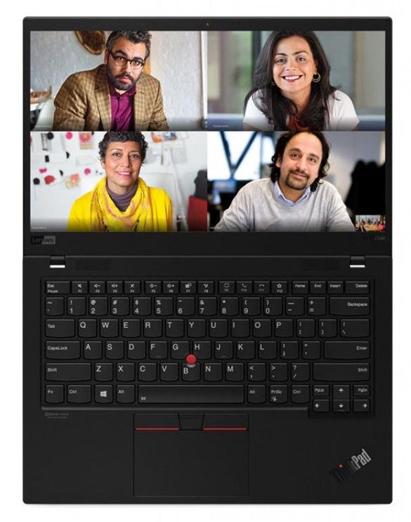 "Nešiojamas kompiuteris ThinkPad X1 Carbon Gen 8 20U90044MH Intel® Core™ i7, 16GB/512GB, 14"""