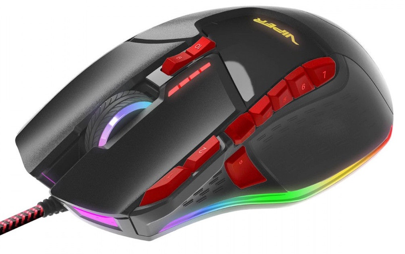 Patriot Viper V570 RGB Laser Gaming Mouse