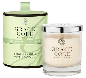 Grace Cole Fragrant Candle 200g Grapefruit, Lime & Mint