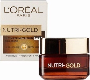L´Oreal Paris Nutri Gold Eye Cream 15ml